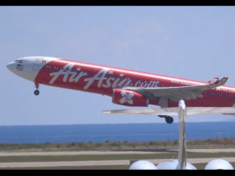 Air Algérie flight operated by AIr Asia X Airbus A330
