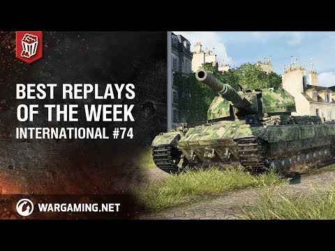 Best Replays of the Week International #74