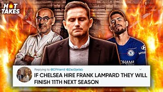 'Next Season Will Be Chelsea's WORST Season Ever' | #HotTakes