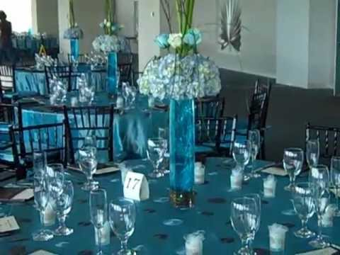 How To Make A Tall Centerpiece