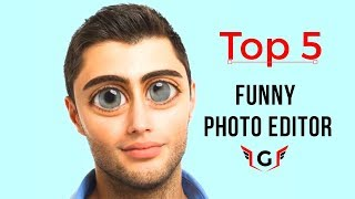 Top 5 Best Funny Photo Editor Apps for Android in 2018