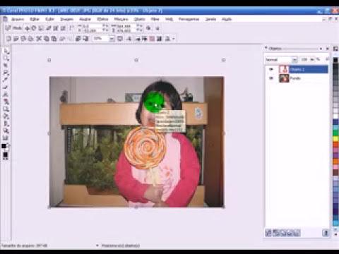 Video-aulas Suite Corel (Draw x Photopaint) - Aula 75