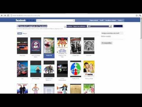 Saber quais Paginas você Curtiu no Facebook e tbm desfazer Curtir. Veja Como Fazer isso
