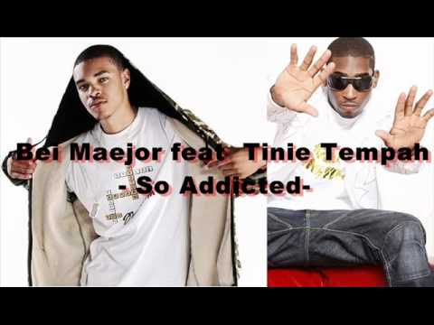 Tinie Tempah feat Bei Maejor- So Addicted [NEW Song 2011] Music Videos