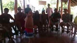 ASPIRANTE A LA VOZ KIDS COLOMBIA - MARIANITA -  LUIS MARIO TORRES ESCOBAR - RIOHACHA