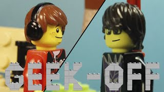 Geek-Off - A LEGO stopmotion Brickfilm by LegoTFGuy