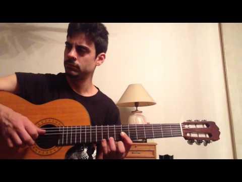 Naruto - Konoha Peace - guitar version
