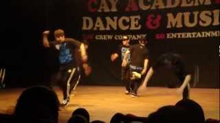CAY Crew | Showcase 2012