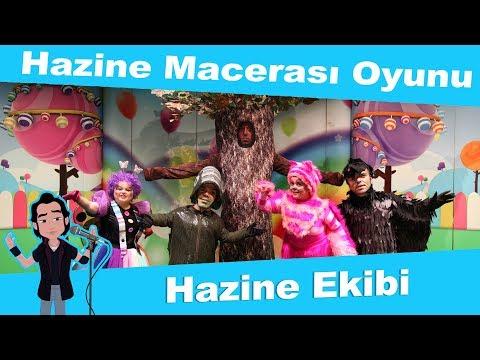 Hazine Ekibi (Hazine Macerası Tiyatro Oyunu) - Fenerbahçe Düşyeri Sahne