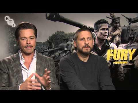 Brad Pitt And David Ayer On The Making Of Fury   BFI #LFF