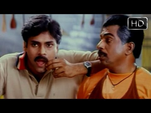 Tammudu Telugu Movie - Pawankalyan Funny...