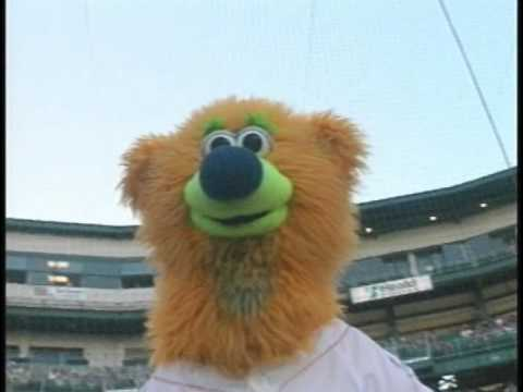 Fresno Grizzlies PARKER! Video