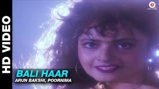 Bali Haari - Nishana | Arun Bakshi & Poornima  | Mithun Chakraborty & Rekha