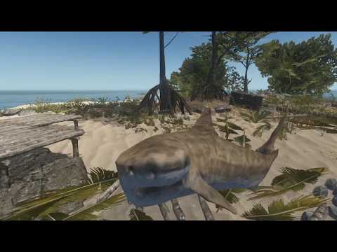 Мания на Кокосы - Stranded Deep 17