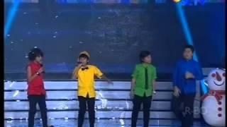 pengemar rahasia - coboy junior  what makes you beautiful