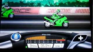Drag Racing Bike Edition: How To Tune A Level 6 Super Blackbird 5.041s 1/8 mile!