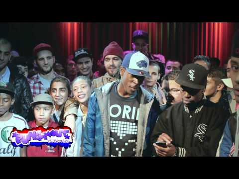 Sensei VS Killer LEAGUE BATTLE Officiele PunchOutBattles