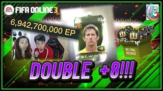 ~WAHH 2 +8!!~ World Cup Final Package Opening - FIFA ONLINE 3