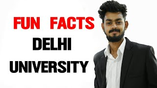 Fun Facts about Delhi University | North campus | Hindu college vs st.stephen college