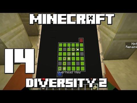 Minecraft Mapa DIVERSITY 2! Capitulo 14!