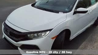 New 2019 Honda Civic Washington DC MD Chantilly, DC #HCKU225881