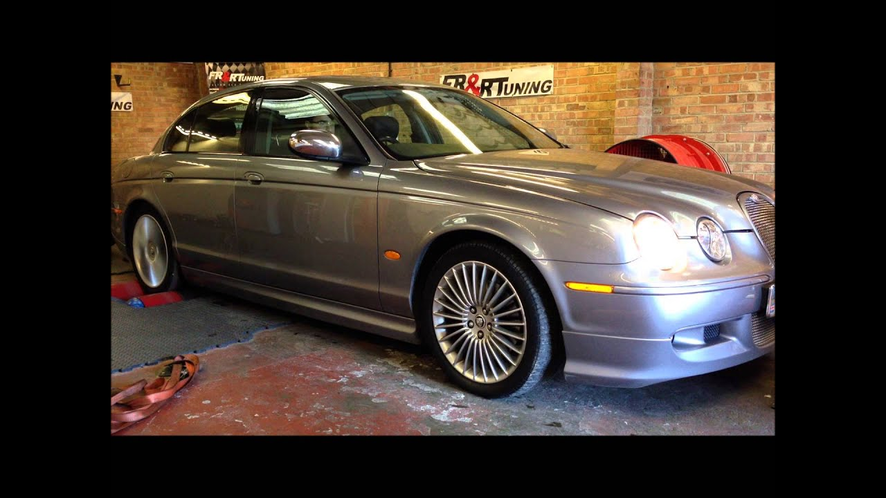 2007 Jaguar s Type r Jaguar s Type 2 7 Twin Turbo