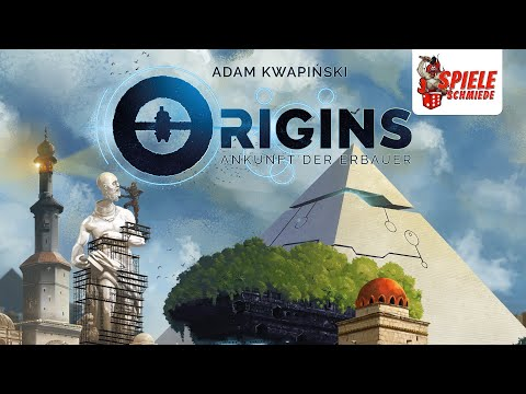 Origins - Ankunft der Erbauer | Spieleschmiede