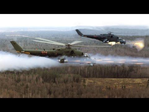 Arma 2 -Mi24 Hind Attack (Chernarus) [HD]