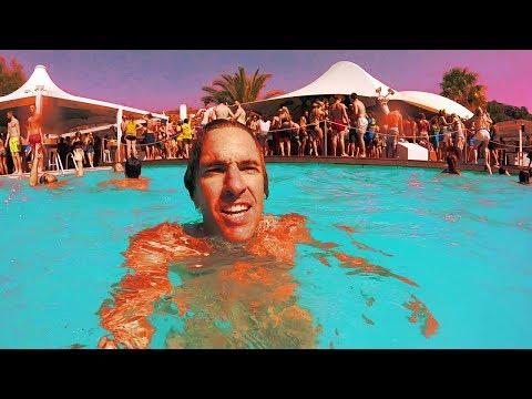GoPro: ULTIMATE GREEK ISLANDS BEACH PARTY HEAVEN