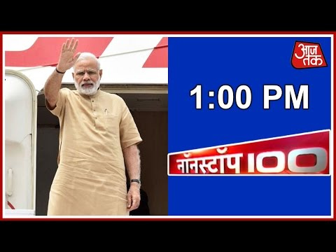 Non Stop 100: PM leaves for Tashkent To Attend SCO Summit And More