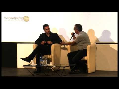 Taormina Film Fest – Campus con Raoul Bova