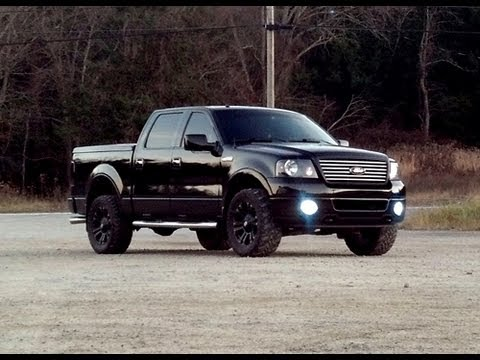 2007 Ford F-150 5.4L Magnaflow Magnapack SI/DO exhaust