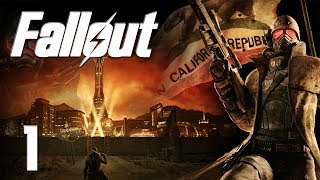 MxR Plays Fallout NV - Part 1 - Asian Girl Beats Jackie Chan in Fist Fight!