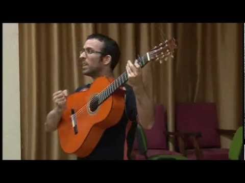 Conferencia La Guitarra Flamenca de Rafael Hoces