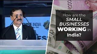H P  Kumar at Small Business Congress