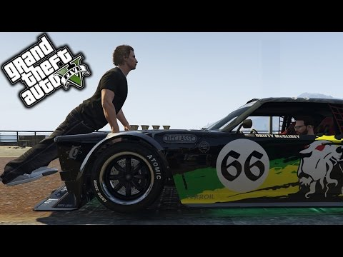 DUDE SCRATCHED MY CAR! - GTA 5 Online Funny Moments