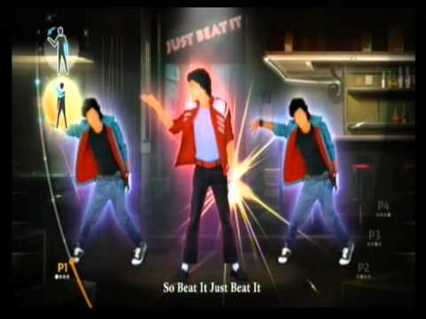 Michael Jackson The Experience Beat It - YouTube