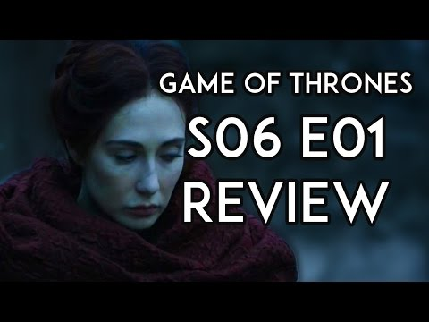 Game of Thrones Season 6 EPISODE 1 REVIEW: The Red Woman