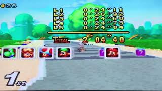 Mario Kart Super Circuit - Extra Lightning Cup