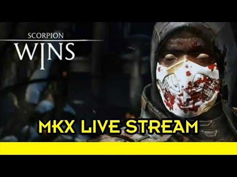 Mortal Kombat X - Stream Gameplay 11/5/2014