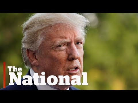 Trump's cryptic statements about North Korea spread anxiety