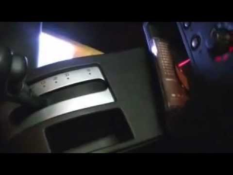 2008 Pontiac Grand Prix center console light fix