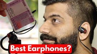 Best Budget Bluetooth Earphones? Worth the Price?