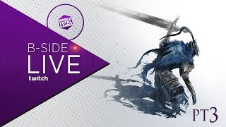 B-SIDE! DARK SOULS - EPISODIO 3 (LA FORTEZZA DEI SERPI) - MORLU TOTAL GAMING