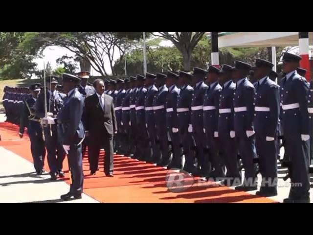 Madaxweynaha Soomaaliya oo si weyn uu usoo dhoweeyey dhigiisa Kenya + Communique
