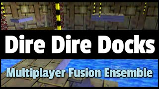 Dire Dire Docks - Super Mario 64 - Multiplayer Fusion Ensemble (Multiplayer II Co-Op) | Jazz Cover