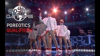 POREOTICS - at World of Dance NBC (Qualifiers) Season 2