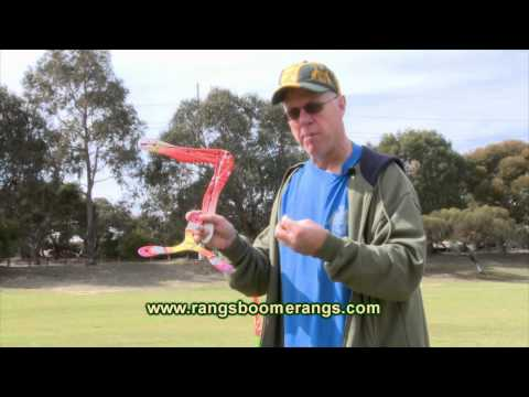 How To Make Your Boomerang Come Back video