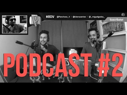 #BDV Buenos Días Vietnam Podcast #2 - TMNT y el flagelo de la comida.