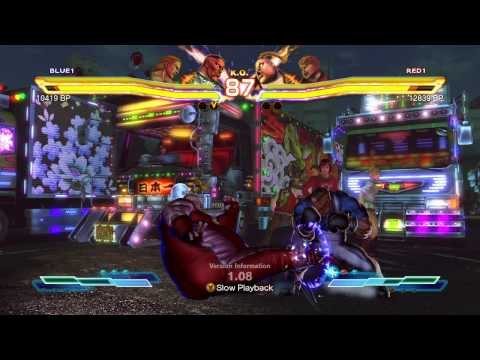 SFxT~ OKAYU S (Rufus & Bob) vs. one two kamason (Dudley & Steve) I HD